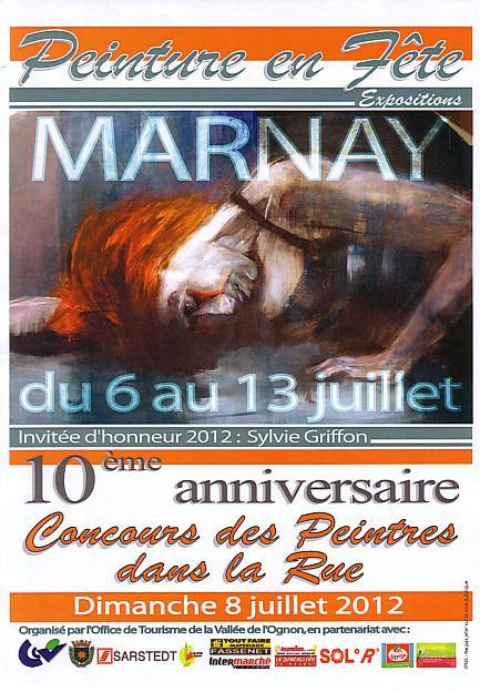 Affiche MARNAY