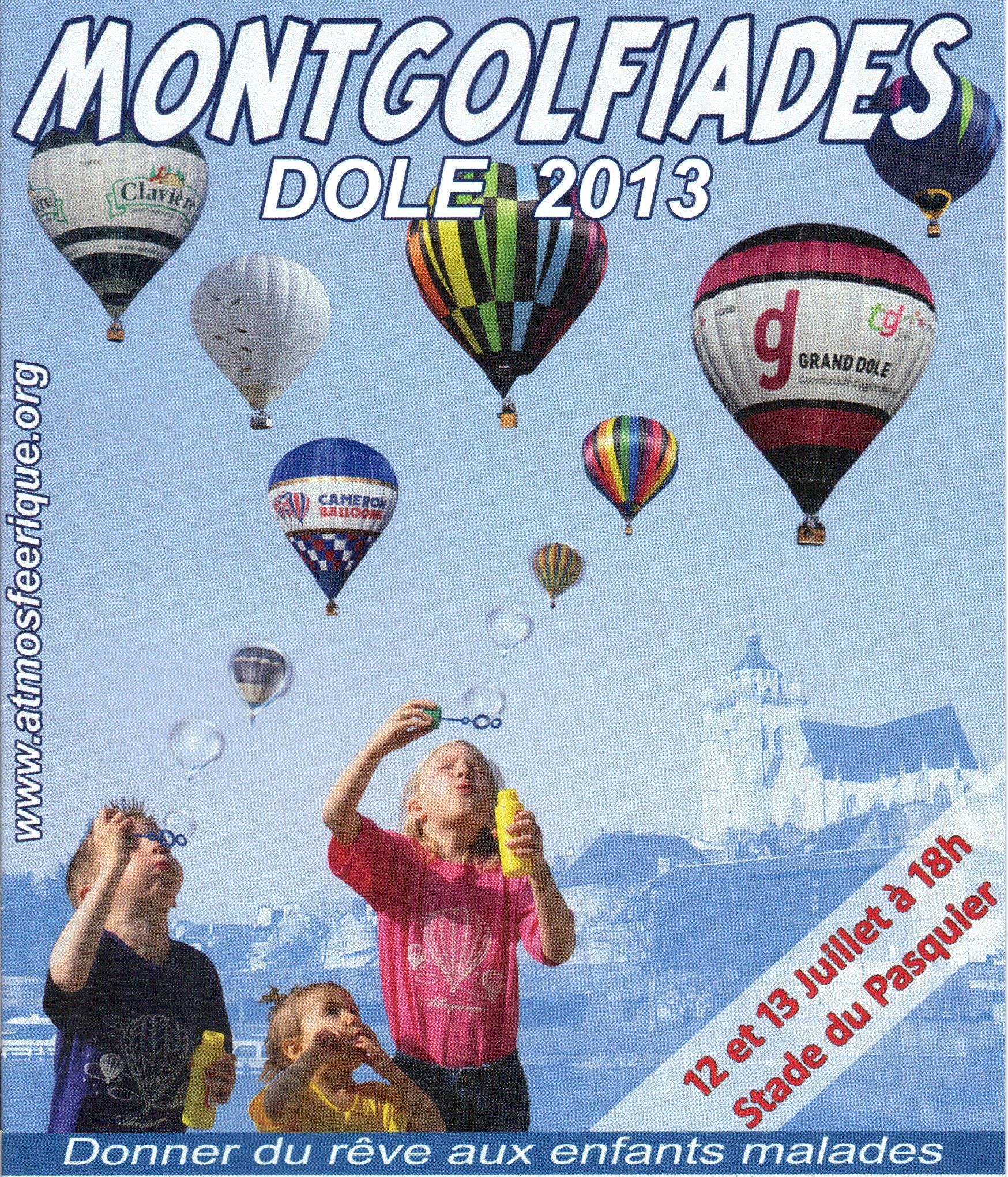 AFFICHE MONTGOLFIADES 2013 001