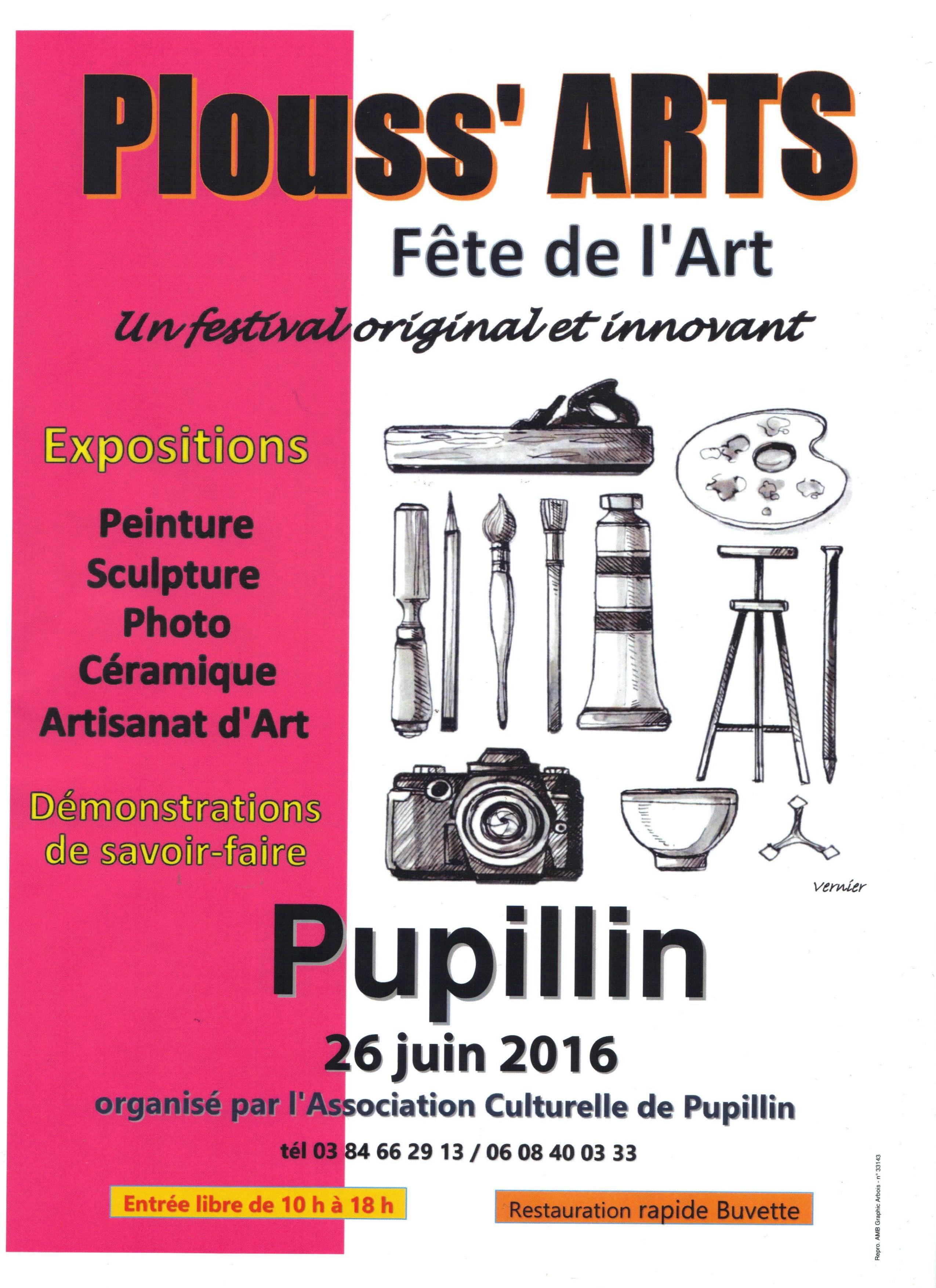 Affiche Plouss'arts 2016 001